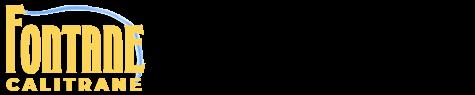 Mappa delle Fontane Calitrane